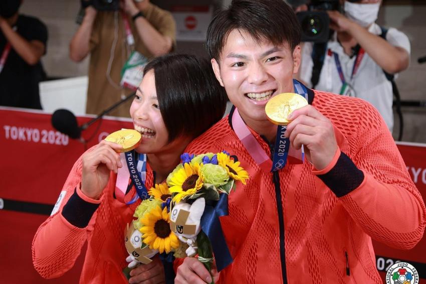 東京奧運/奧運首對兄妹同時奪金,阿部一二三、阿部詩互相激勵的動人故事