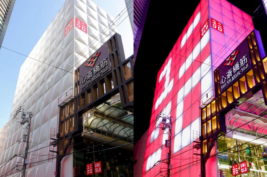 大阪心齋橋地標再少一個!日本首間「UNIQLO全球旗艦店」難敵疫情,宣布8月1日停業!