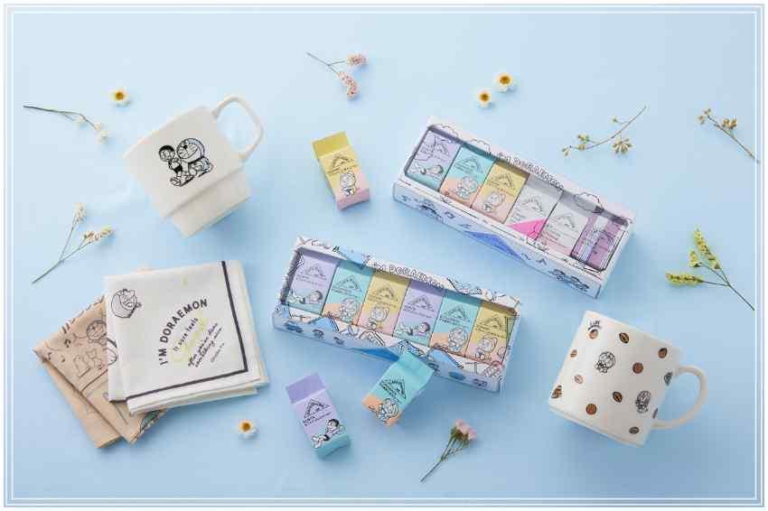 職人咖啡UCC聯手哆啦A夢!小清新咖啡包裝、多款聯名周邊,哆啦A夢誕生日9月3日正式販售,粉絲們還不買爆!