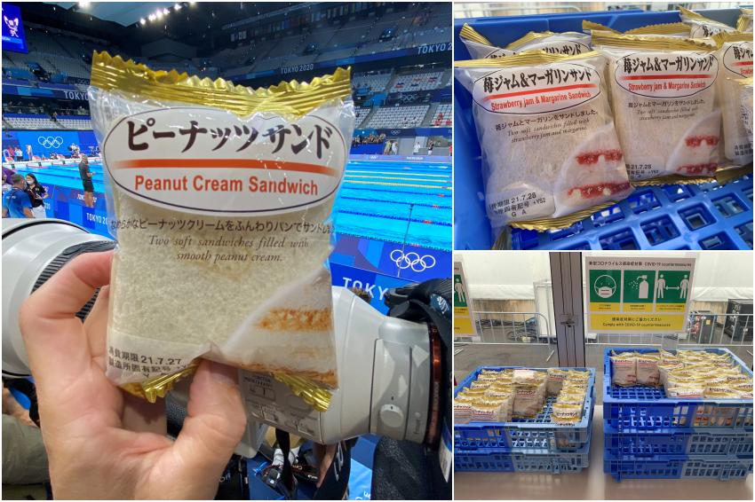 東奧意外商機!日本便利商店吐司爆紅,外媒大讚「冠軍早餐」!掀起歐美網友熱議潮!