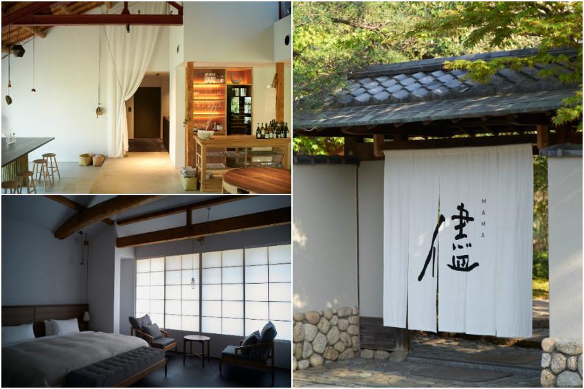 阪急電鐵保養所重生成旅宿,「嵐山邸宅 MAMA」全新開幕