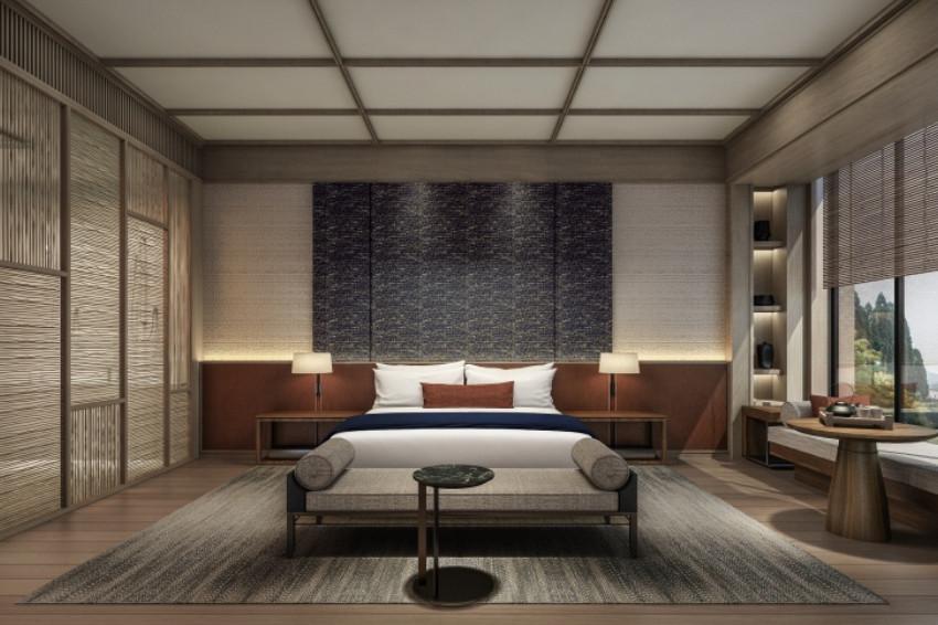 日本首間!希爾頓最頂級的飯店品牌「LXR Hotels & Resorts」進駐京都!京都傳統美學X自然絕景共創質感飯店