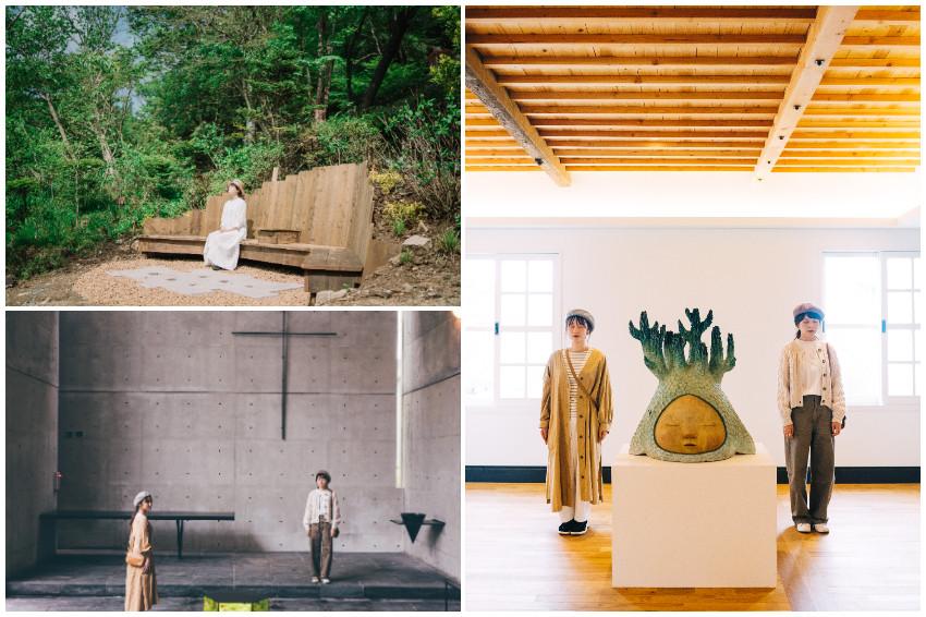 「六甲MEETS ART藝術散步2021」自然美景加上藝術元素,到神戶六甲山來趟五感饗宴吧!