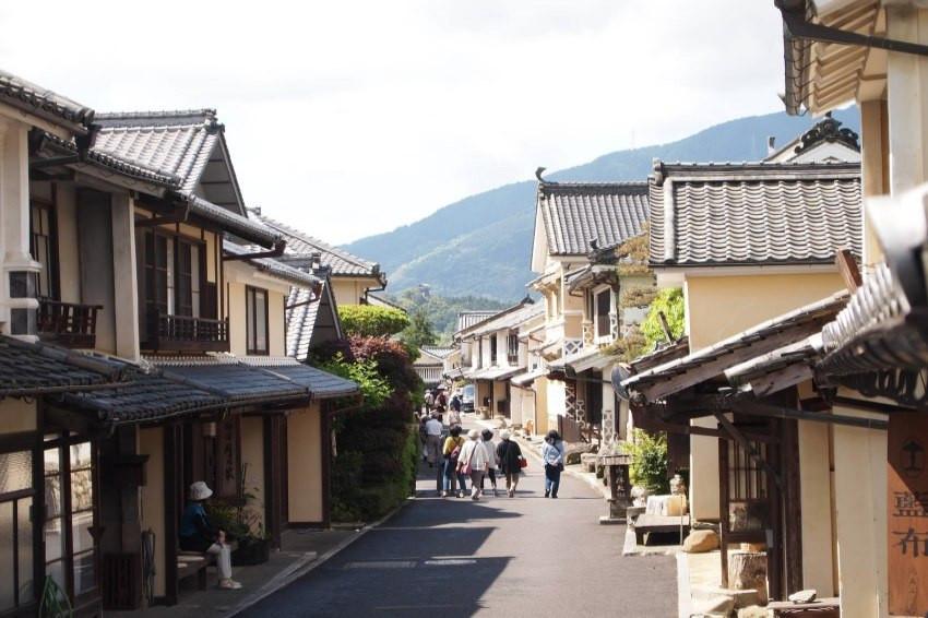 感受濃濃日本古風,到四國愛媛的山城民宿來趟穿越時空的文化慢旅吧!