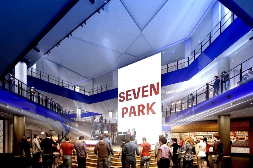 大阪全新百貨「SEVEN PARK」即將開幕!Loft、丸善書店等200間日本知名人氣品牌進駐,血拚聖地再加一!