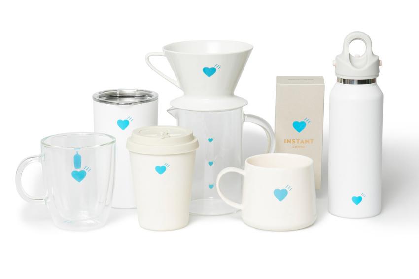 藍瓶咖啡愛好者必去!聯手日本潮牌HUMAN MADE推出9大質感商品,還能享受店中店限定咖啡!