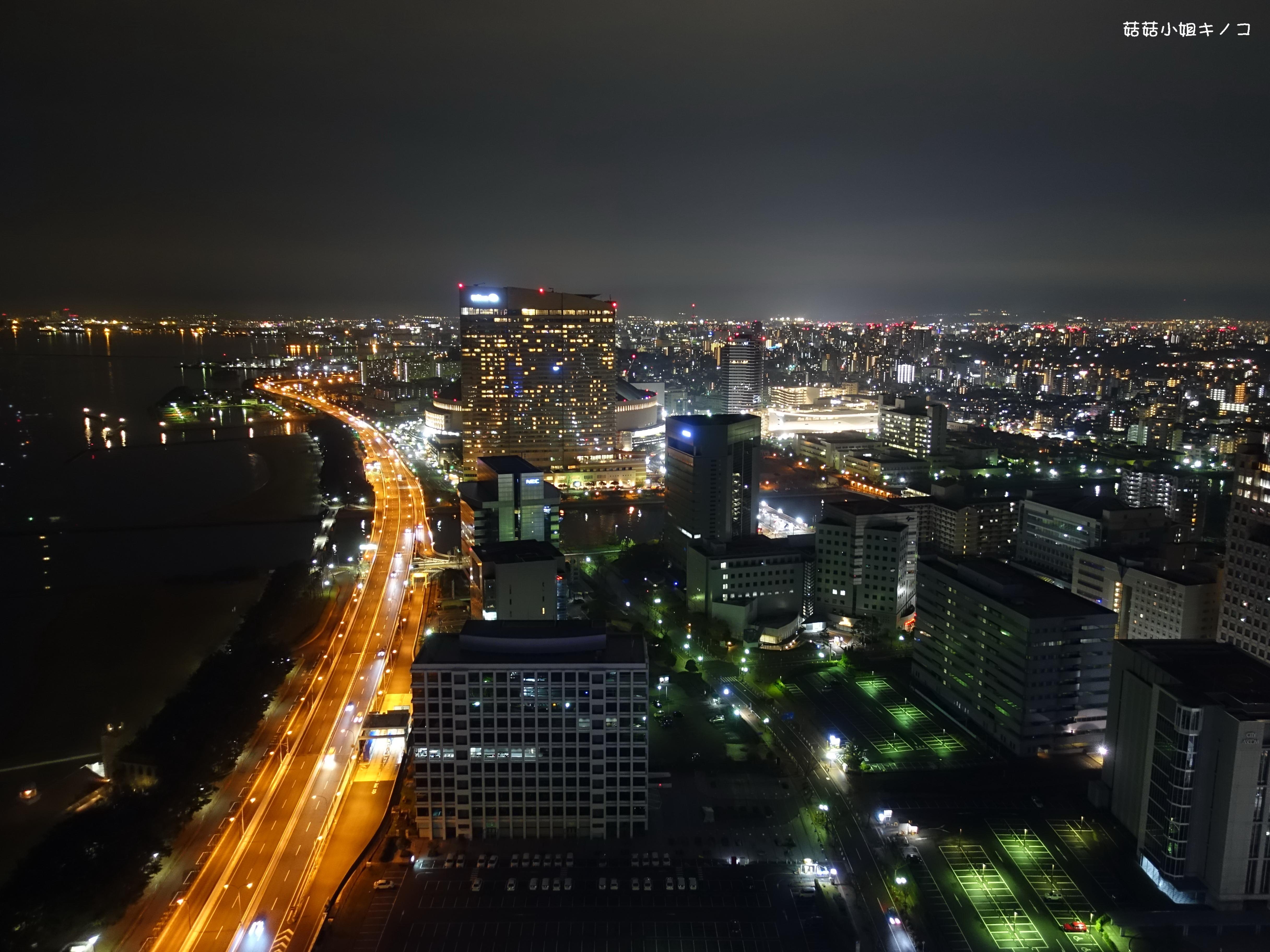 <玩。在福岡>可以同時眺望海景夜景也超好玩~福岡塔~(2019.11)