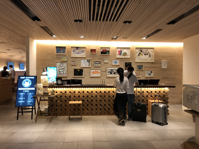 旅行泊 沖繩 Hotel WBF Art Stay 那霸飯店