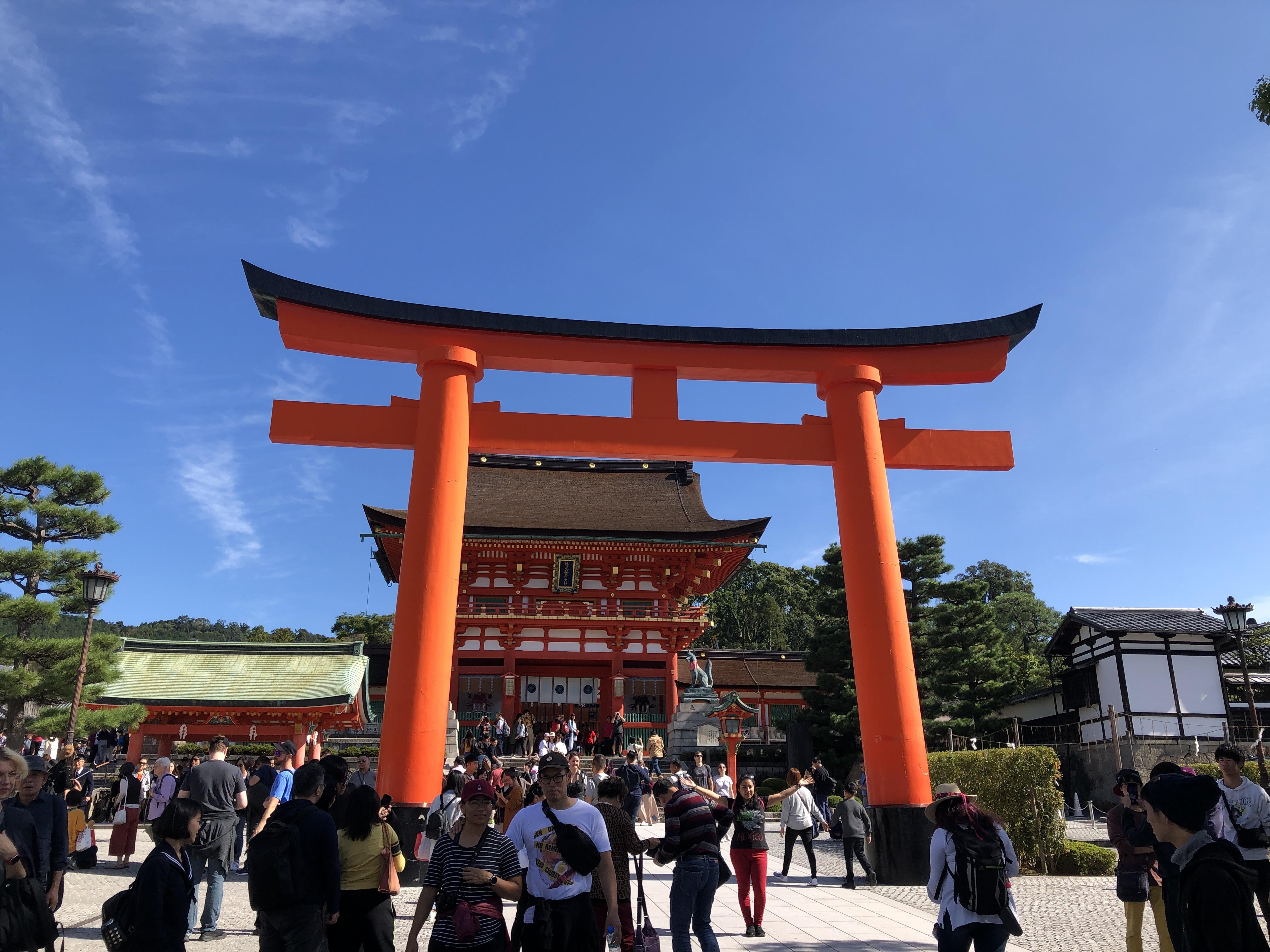 日本京都六天行
