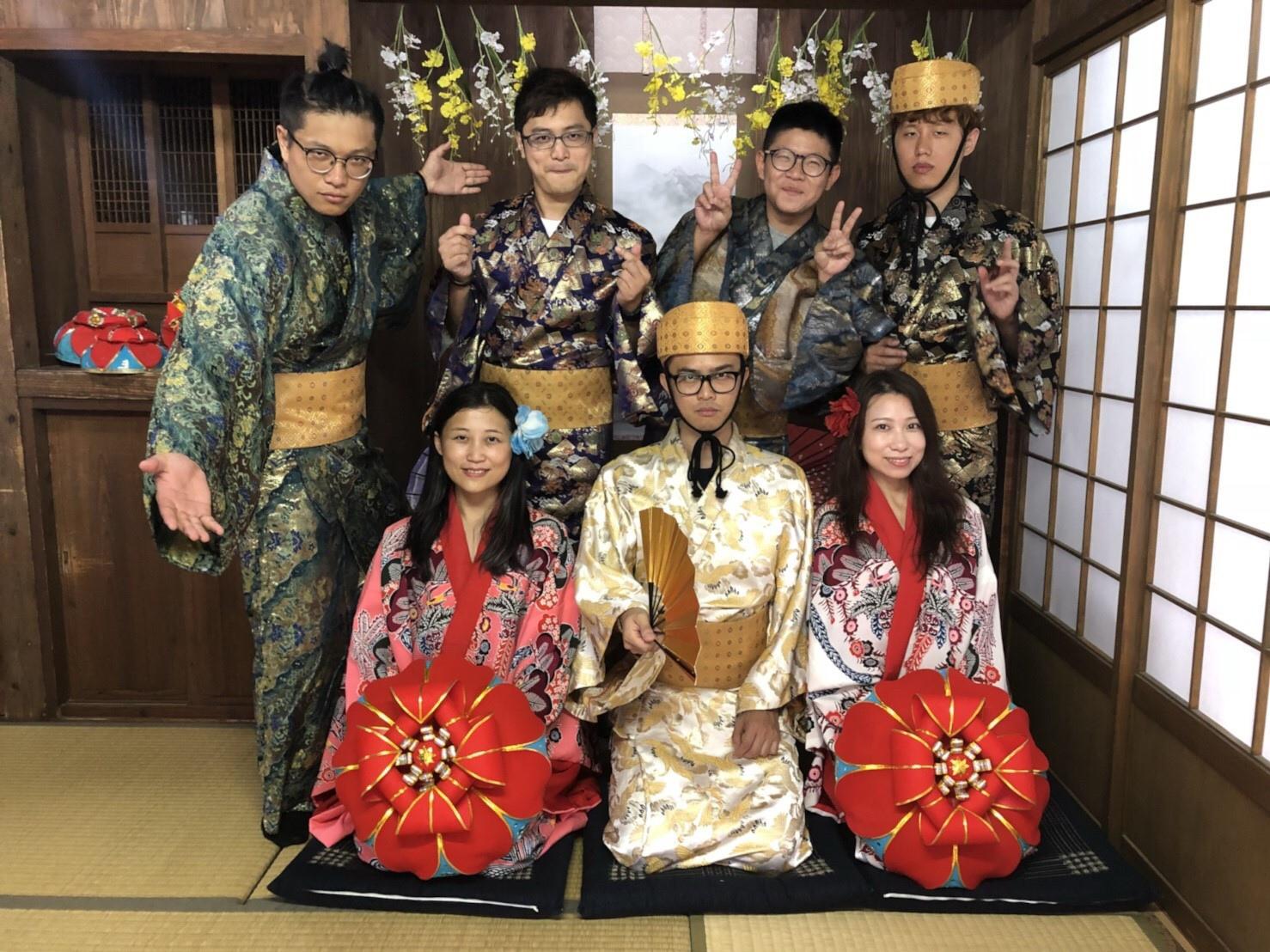 日本沖繩限定 ❘ 好友十周年紀念旅行