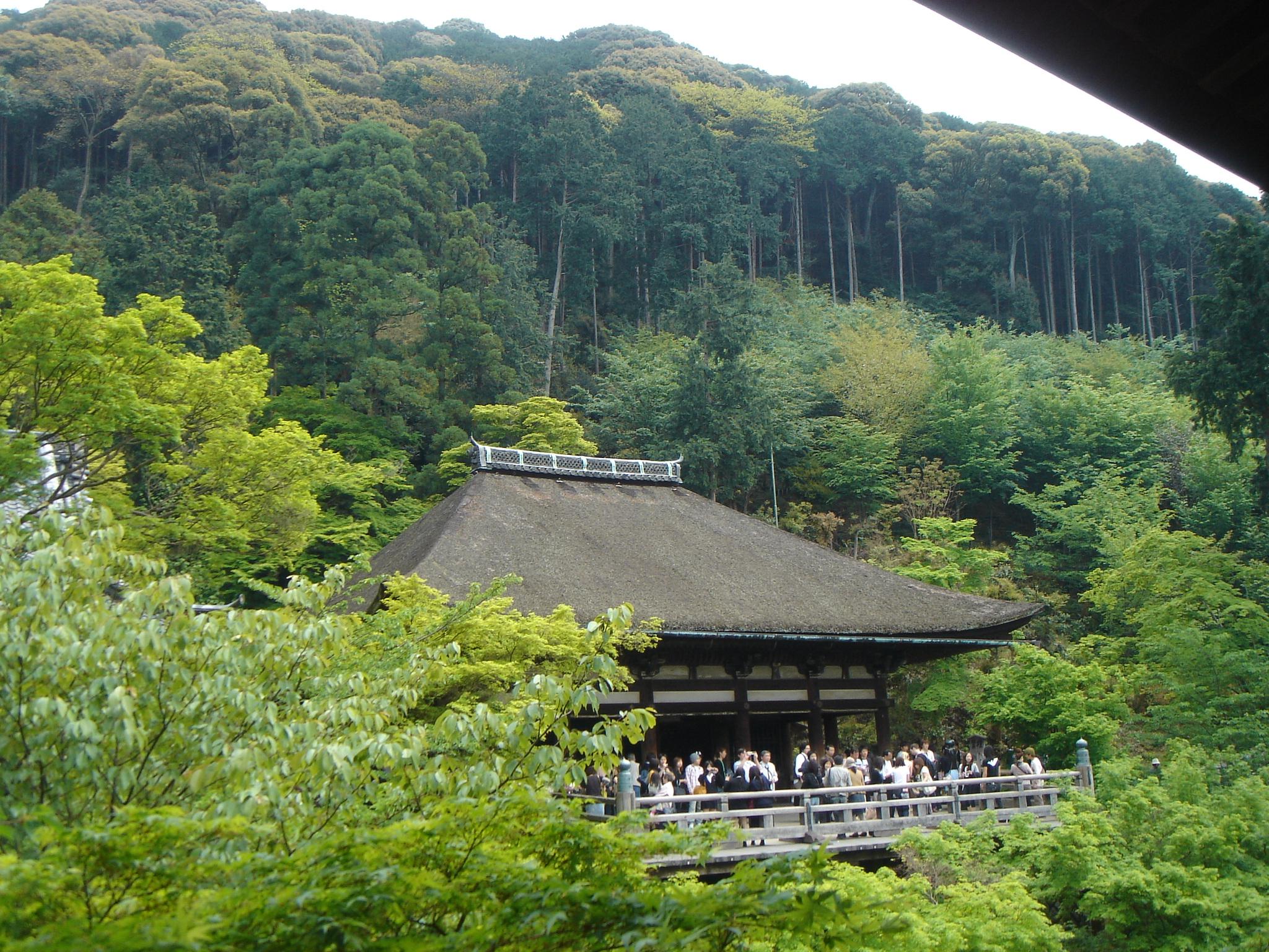 京都夏日風物詩八天七夜遊之三:清水寺