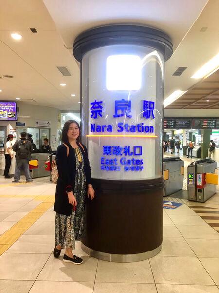 Jessica遊記-「關西旅遊七日遊」、「奈良古都」輕鬆漫步,梅花鹿多到爆、古都風情,讓人流連忘返